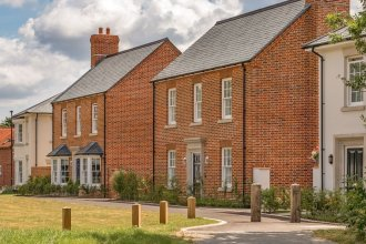 New Homes in Romsey